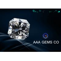 Wholesale Fancy Diamonds Moissanite Supper White 2 Carat Moissanite Gemstone from china suppliers