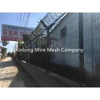 Wholesale Professional Metal Wire Fencing , Wire Mesh Sheets For Residence / Courtyard from china suppliers