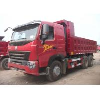 Wholesale Tipper Dump Truck SINOTRUK HOWO A7 420HP 6X4 10 wheels 25 tons from china suppliers