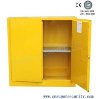 Wholesale Vertical Steel 2 Door Chemical Steel Cabinets For Storage Pesticide from china suppliers