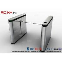 Wholesale Fingerprint Drop Arm Turnstile Road Access Control Electronic Barrier Gates With CE approved from china suppliers