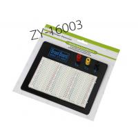 Wholesale Round Hole Circuit Board Breadboard With 1100 Tie - Point / Black Plate from china suppliers