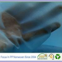 Wholesale Hydrophilic spunbond fabric material for making nonwoven wipes from china suppliers