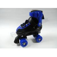Wholesale Custom Adult / Toddler / Youth Quad Roller Hockey Skates with Semi-soft  PP + PE Shell from china suppliers