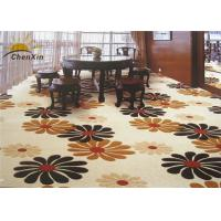 Wholesale High Definition Commercial Floor Carpets Low Pile , Wall To Wall Carpet Nylon Printed from china suppliers
