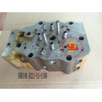Buy cheap Komatsu Excavator Cylinder Head (6211-11-1100) from wholesalers