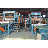 Buy cheap China Automatic Big capacity 6000pcs/h Waste Paper Pulp Molded Egg Tray Machinery from wholesalers