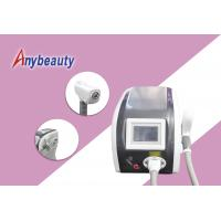 Wholesale Nd : Yag Laser Tattoo Removal Machine Air + Water + Temperature Control Cooling from china suppliers