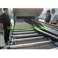Quality Flexible Elastomeric Thermal Rubber Foam Machine Insulation Pipe Extrusion Line for sale