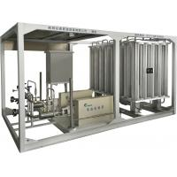 Wholesale LAr / LCO2 / LNG Boosting Vaporizer Skid Mounted Equipment 100-8000Nm3/h from china suppliers