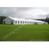 Wholesale 15M Width Transparent Soft PVC Window Outdoor Aluminum Profile Party Tents from china suppliers