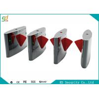 Wholesale Half Height Prestige Automatic Flap Gate Automation Rfid Door Entry System from china suppliers