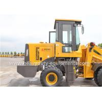 Quality T926L Small Wheel Loader With Air Condition Quick Hitch And Attachments for sale