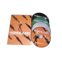 Wholesale Movie DVD Box Sets Episodes DTS Homeland Season 7 Home Entertainment from china suppliers