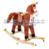 Wholesale Wooden toys, wooden rocking horse, wooden rocking chair, wooden children's toys from china suppliers