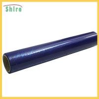 Wholesale Medium Viscosity Glass Window Safety Film , Dark Blue Protective Glass Film 50Mic from china suppliers
