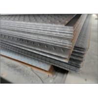 Wholesale 1.8 - 12MM Thickness Galvanized Checker Floor Plate Steel EN 10025 S235JR from china suppliers