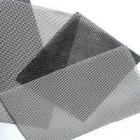 Wholesale Invisi Gard 316 Stainless Steel Wire Mesh Screen Insect Security Black Color from china suppliers