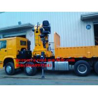 Wholesale XCMG 10T Truck Mounted Crane, Telescoping Crane / Knuckle Crane from china suppliers