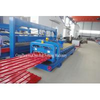 Wholesale Hydraulic Automatic Glazed Tile Roll Forming Machine Special Model For Villa from china suppliers