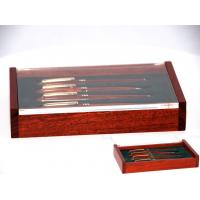 Wholesale Solid Rosewood Rectangular wood box&Rectangular Box w/Acrylic Cover from china suppliers
