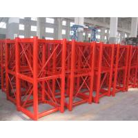 Wholesale Personalized Q345B Steel Hoist Tower Crane Parts 650 × 650 × 1508 mm from china suppliers
