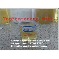 Wholesale Injectable testosterone steroids testosterone suspension TNE 100mg / ml for bodybuilding from china suppliers