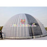 Wholesale Light Weight Outdoor Inflatable Tent Safe Customized Zipper Flaps from china suppliers