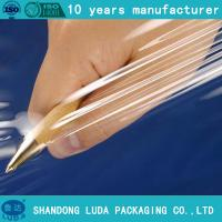 Wholesale jumbo rolls pe cling film from china suppliers