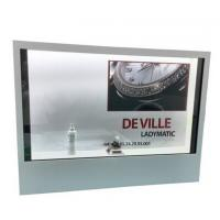 Wholesale Indoor Transparent LCD Display Box / Interactive Digital Signage CE ROHS Standard from china suppliers
