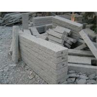 Wholesale Curbstone Thin Grey Granite, Edging Grey Curbstones  from china suppliers