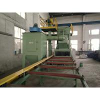 Wholesale Marble Granite Tile Stone Steel Plate Shot Blasting Machine 0.5 - 7 M / Min from china suppliers