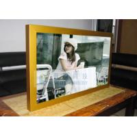 Wholesale High Definition Advertising Touch Screen Kiosk Single Horizontal Player For Hotel from china suppliers