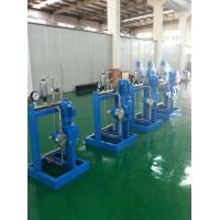 Wholesale Electric Skid Mounted Pumping Systems , Chemical Metering Pump Skids from china suppliers