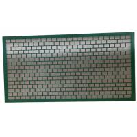 Wholesale Stainless Steel Plate Vortex Shale Shaker Screen 1167*610*25mm In Green from china suppliers