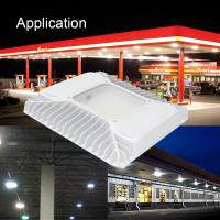 Buy cheap 100 W Energy Saving LED Canopy Light For Gas Stations And Aisles With UL from wholesalers