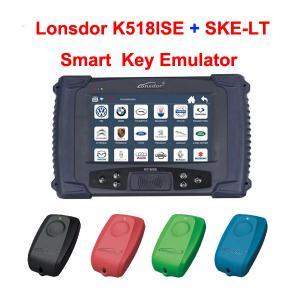 Wholesale 100% Original Lonsdor K518ISE Key Programmer Plus SKE-LT Smart Key Emulator 4 in 1 set from china suppliers