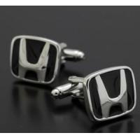 Wholesale wholesale Honda Logo cuff link from china suppliers