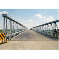 Wholesale Compact Modular Steel Bridge Galvanized With Prefabricated Steel  from china suppliers
