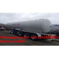 Wholesale 2017s best seller CLW 20tons bulk road transported lpg gas tank for sale,  factory sale 20metric tons lpg gas trailer from china suppliers