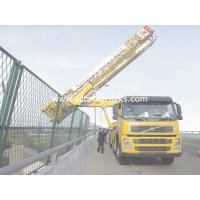 Wholesale 22m Mobile Bridge Inspection Platform Chassis VOLVO 8x4 309KW 420HP from china suppliers