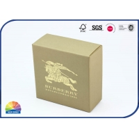 China Custom gift box recycled paper gift boxes with lids for Belt Scarf on sale