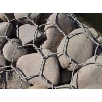 Wholesale Hexagonal Wire Mesh Gabion Wire Mesh , 0.5mm Thickness Of Pvc Coating from china suppliers