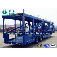 Wholesale Long Distance Auto Hauling Trailers For Transporting Cars Enclosed Vehicle Transport from china suppliers