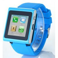 Quality UI Watch Phone Bluetooth Watch Smart Watch Wrist Mobile Phone for sale