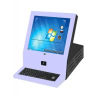 Wholesale desktop style Eco friendly Retail / ordering / payment Countertop Kiosk with keyboard from china suppliers