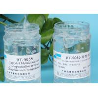 Wholesale Highly transparent Cosmeticsraw materialsSiliconeElastomer from china suppliers