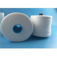 Wholesale 1.25KG Per Cone 40/2 No Knots Spun Polyester Yarn for Sewing Thread on Dyeing Tube from china suppliers