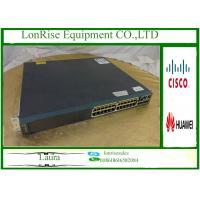 Wholesale Cisco Catalyst WS-C2960S-24PS-L Gigabit PoE+ IOS Switch GigE PoE 370W 4 x SFP LAN Base from china suppliers