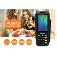 Wholesale KS 8216 Android Handheld Smart POS Payment Terminal , Smart Handheld Terminal from china suppliers